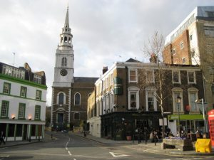 st James's, Clerkenwell Green